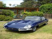 1963 Jaguar 3.8L Jaguar E-Type COUPE